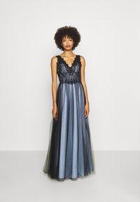 Mascara - Společenské šaty - black/blue - 1
