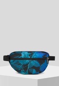 Eastpak - FLOWER-RAY/AUTHENTIC - Bum bag - dark ray - 1