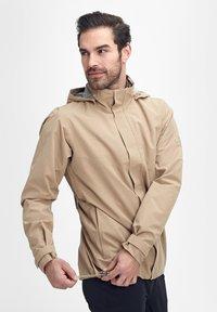 Mammut - TROVAT - Hardshell jacket - brown - 5