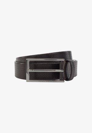 CARMELLO - Belt - dark brown