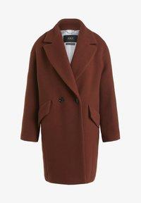 SET - Classic coat - maroon - 0