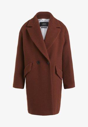 Classic coat - maroon