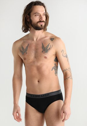 ANATOMICA - Briefs - black/monsoon
