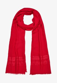s.Oliver - Scarf - red - 3
