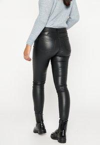 LolaLiza - Trousers - black - 2