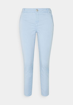 ETTA RELIC PANT - Trousers - chambray blue