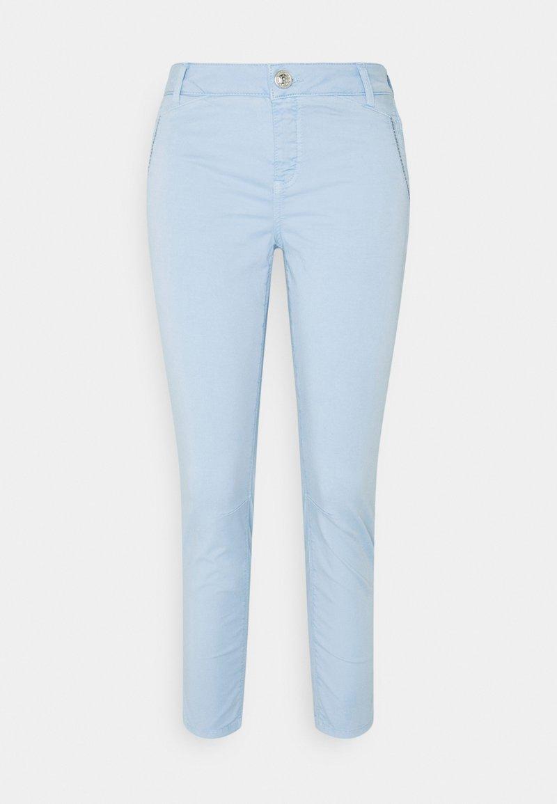 Mos Mosh - ETTA RELIC PANT - Kalhoty - chambray blue
