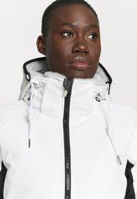 Icepeak - ELY - Ski jacket - optic white - 4