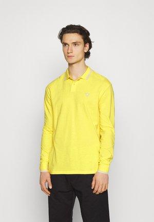UNISEX - Polotričko - yellow