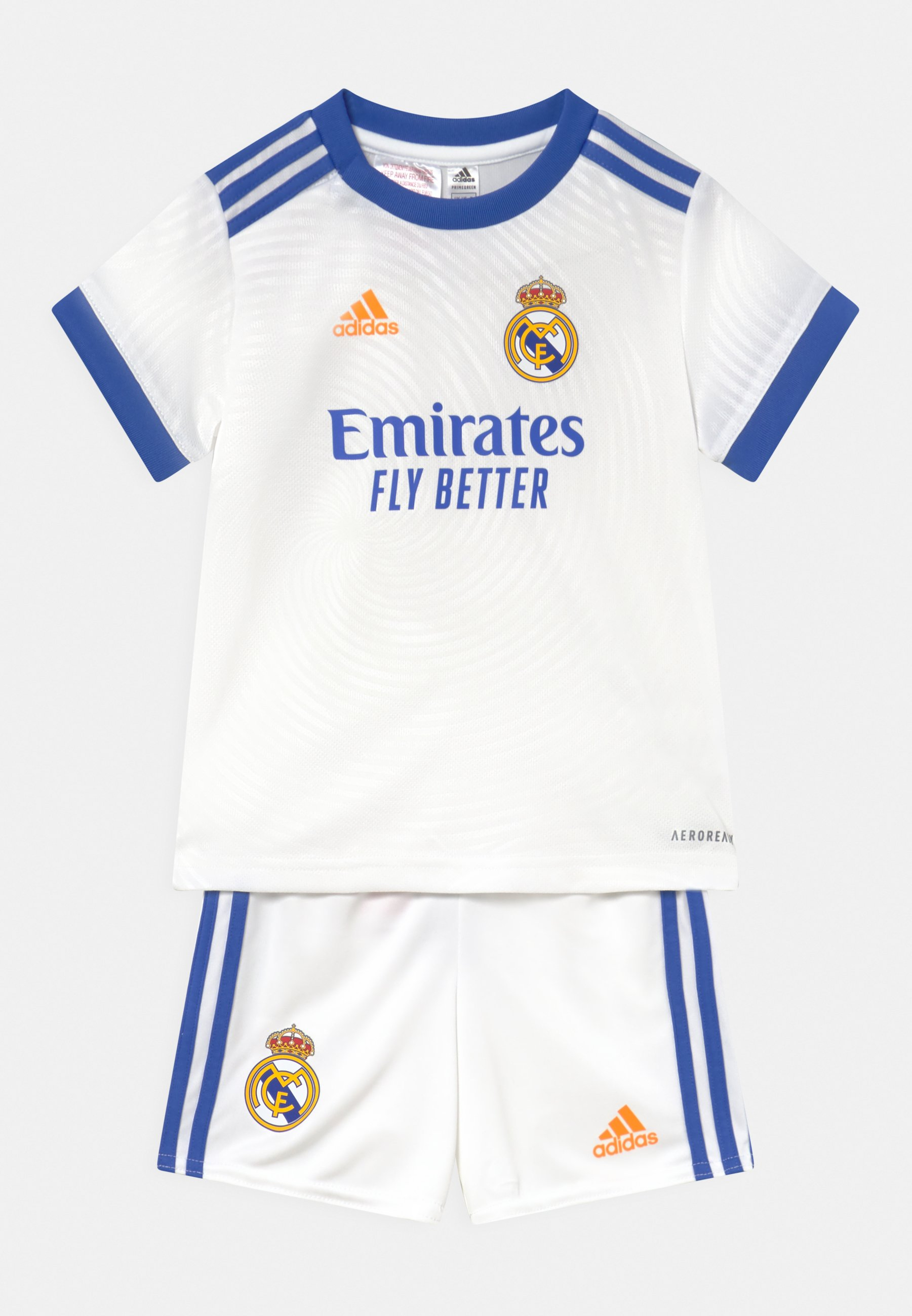 Kids REAL MADRID H BABY UNISEX - Club wear