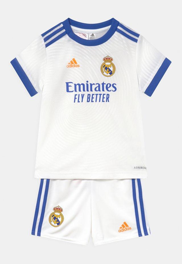 REAL MADRID H BABY UNISEX - Club wear - white