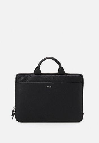 CARDONA SAMU BRIEFBAG UNISEX - Briefcase - black