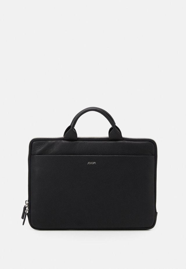 CARDONA SAMU BRIEFBAG UNISEX - Aktentasche - black