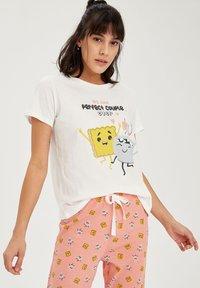 DeFacto - Pyjama set - bordeaux - 2