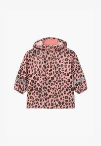 Lindex - SMALL KIDS - Impermeable - pink - 0