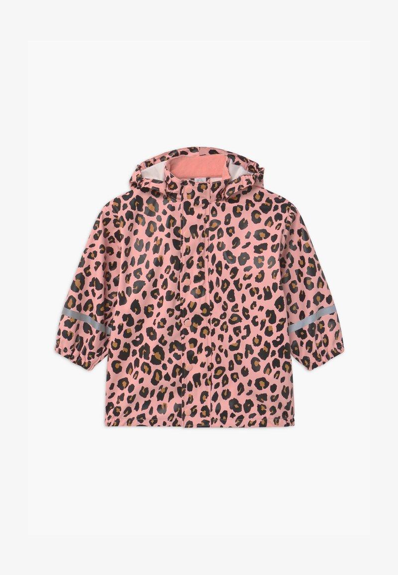 Lindex - SMALL KIDS - Vodotěsná bunda - pink