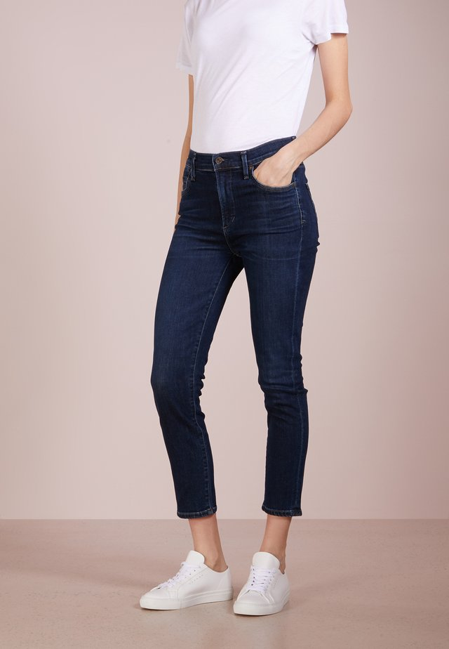 ROCKET CROPPED - Jeans Skinny Fit - marysol