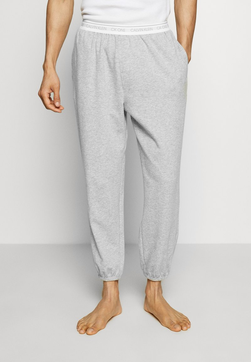 Calvin Klein Underwear - CK ONE JOGGER - Pyjama bottoms - grey