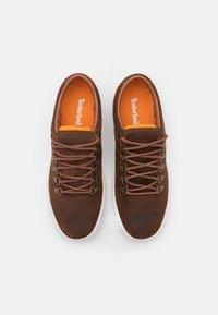 Timberland - ADV 2.0 CUPSOLE ALPINE - Sneakersy niskie - rust - 3