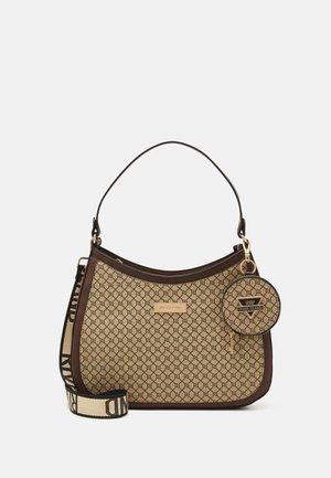 SET - Handbag - brown