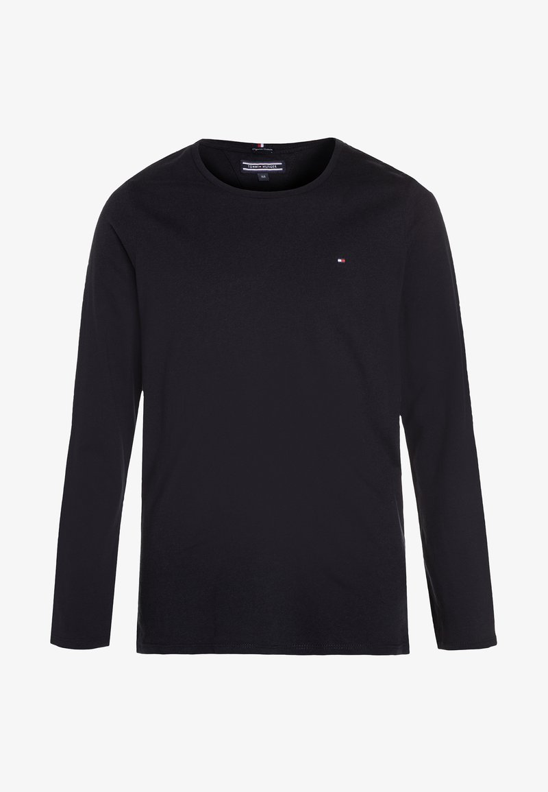 Tommy Hilfiger - GIRLS BASIC  - Longsleeve - sky captain