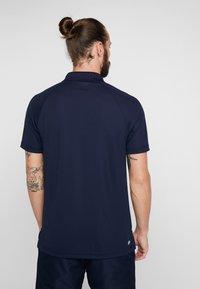 Lacoste Sport - TENNIS - T-shirt de sport - navy blue - 2