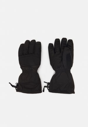 RECON GLOVES - Fingervantar - black