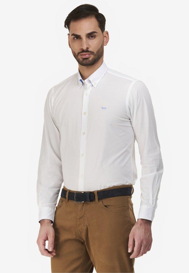 Overhemd - bianco
