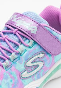 Skechers - POWER PETALS - Trainers - lavender/multicolor - 5