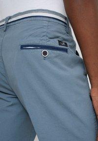 Mason's - TORINO SUMMER - Chino kalhoty - blaugrau - 5