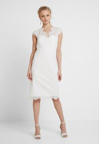 IVY & OAK BRIDAL - BRIDAL DRESS - Cocktail dress / Party dress - snow white - 0