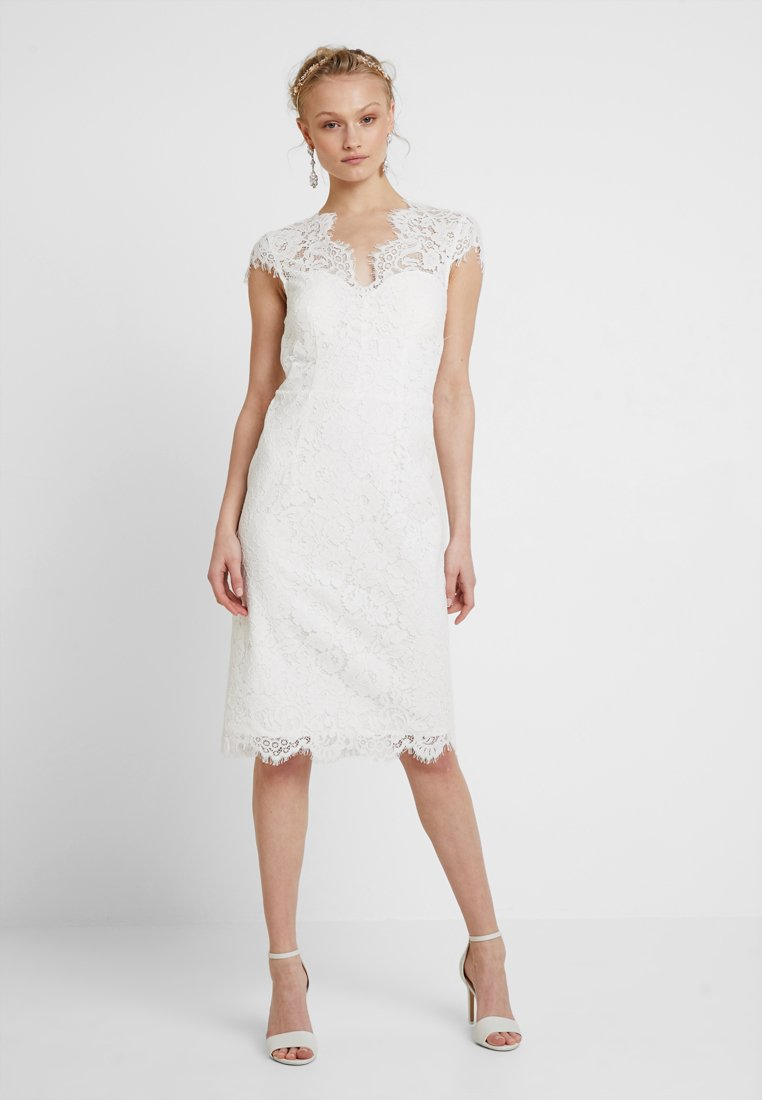 IVY & OAK BRIDAL - BRIDAL DRESS - Cocktail dress / Party dress - snow white