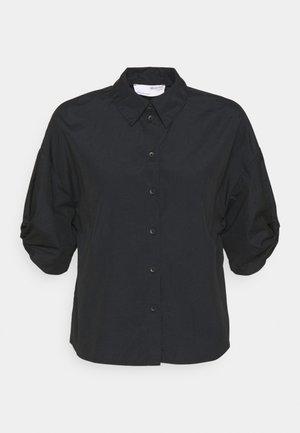 SLFLILO - Button-down blouse - black