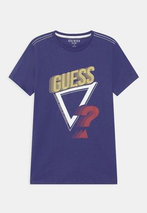 JUNIOR - T-shirt print - blui