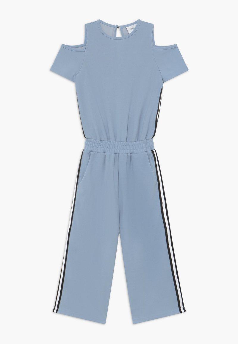 Grunt - CULOTTE - Jumpsuit - light blue