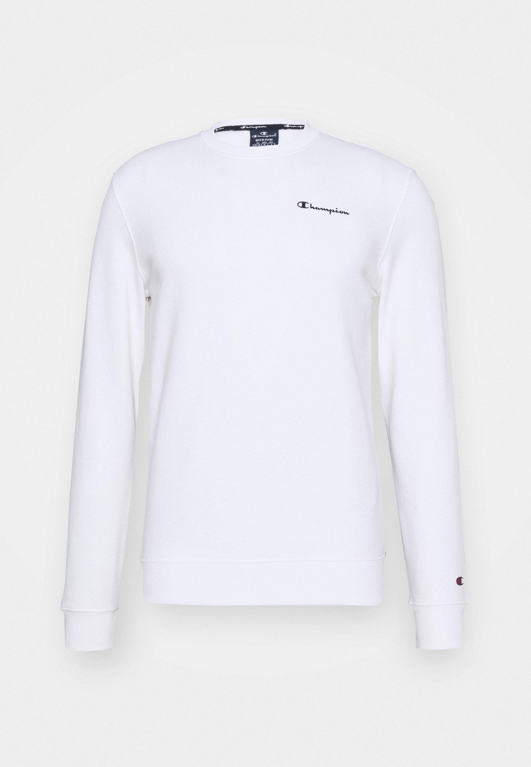 Champion CREWNECK Sweater white Zalando.nl