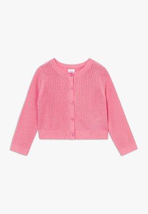 CARDI - Kardigan - neon impulsive pink