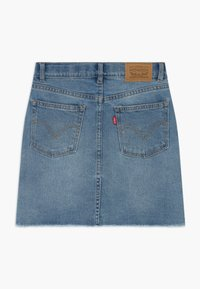 Levi's® - HIGH RISE - Denimová sukně - light-blue denim - 1