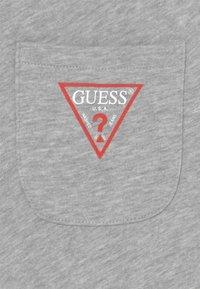 Guess - JUNIOR ACTIVE CORE - Spodnie treningowe - light heather grey - 2