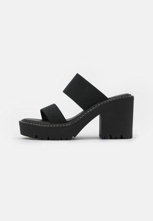 BRANDI - Sandaler - black paris