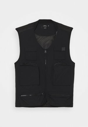 PUGH - Bodywarmer - black