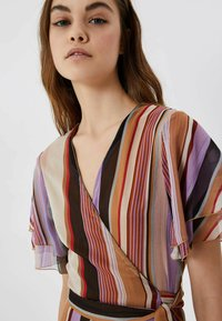 LIU JO - WITH BOW - Day dress - multicolor - 3