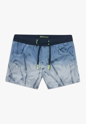 SMALL BOYS BERMUDA - Shorts - blue bell