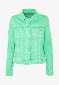 comma casual identity - Denim jacket - light green - 5