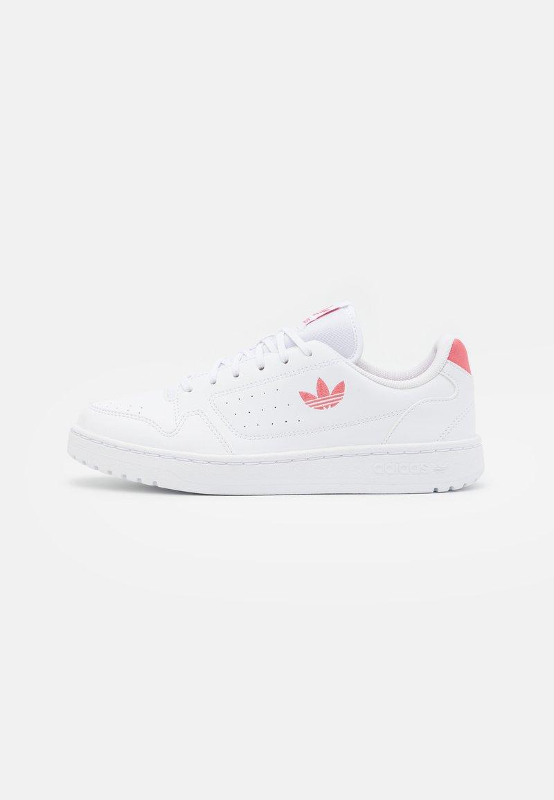 adidas Originals - NY 90 UNISEX - Sneakers laag - footwear white/hazy rose