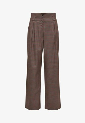 Trousers - true red