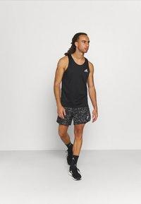 adidas Performance - SINGLET - Top - black - 1