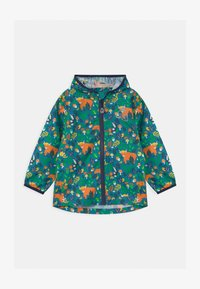 Frugi - RAIN OR SHINE UNISEX - Veste imperméable - green - 0