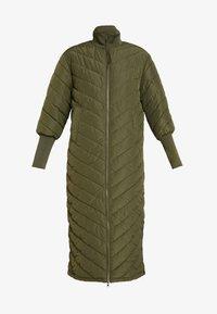 Levete Room - GIBELLA - Zimní kabát - olive night - 4