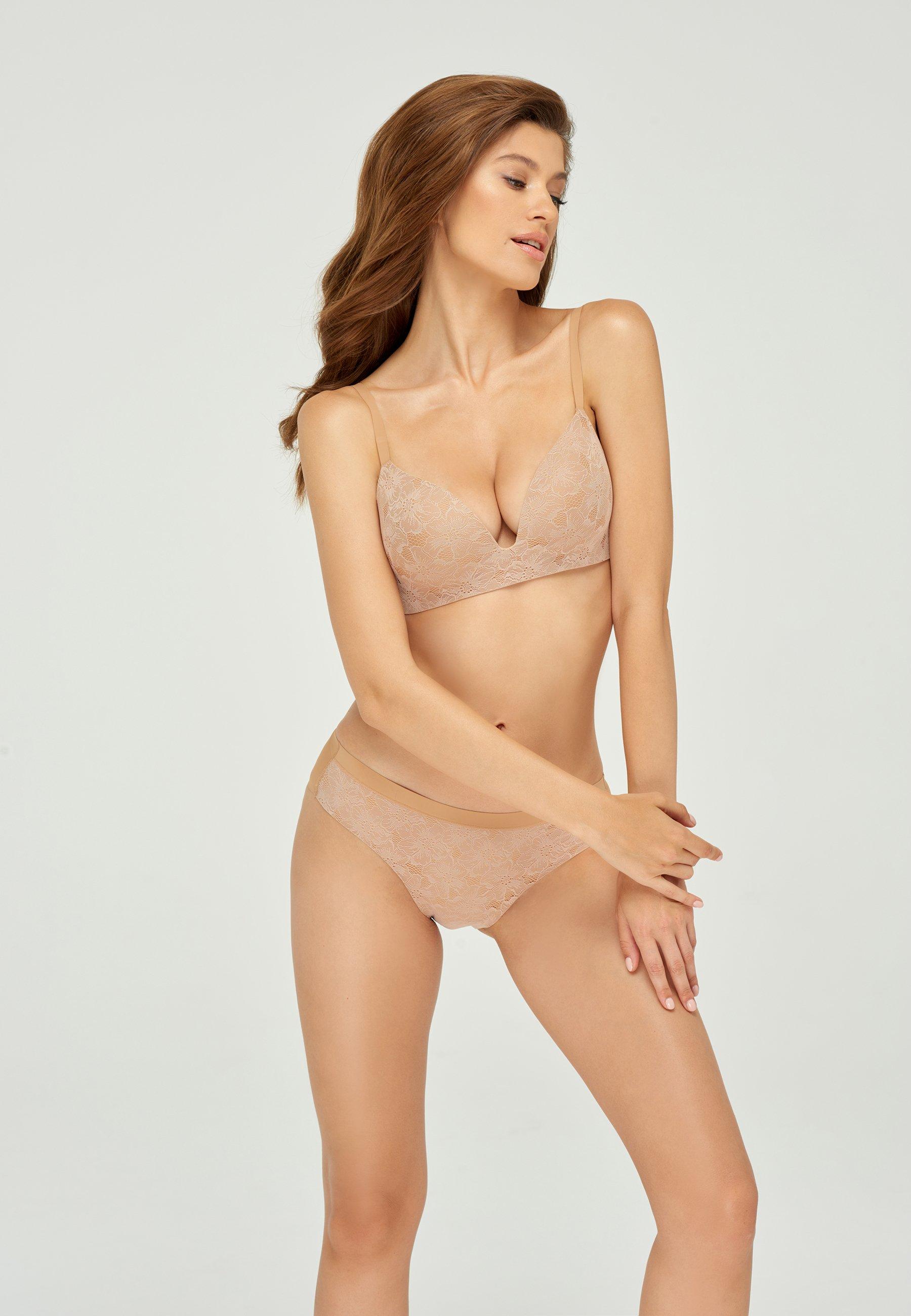 Femme FLORAL COMFORT BRIEFS - Slip